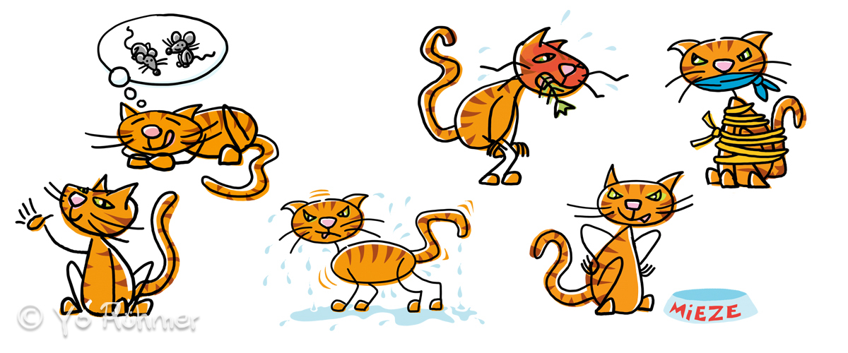 Katze_character