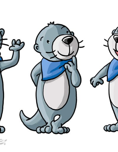 Otter_character