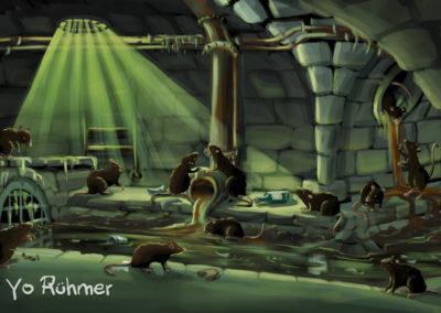 Ratten_Kanalisation