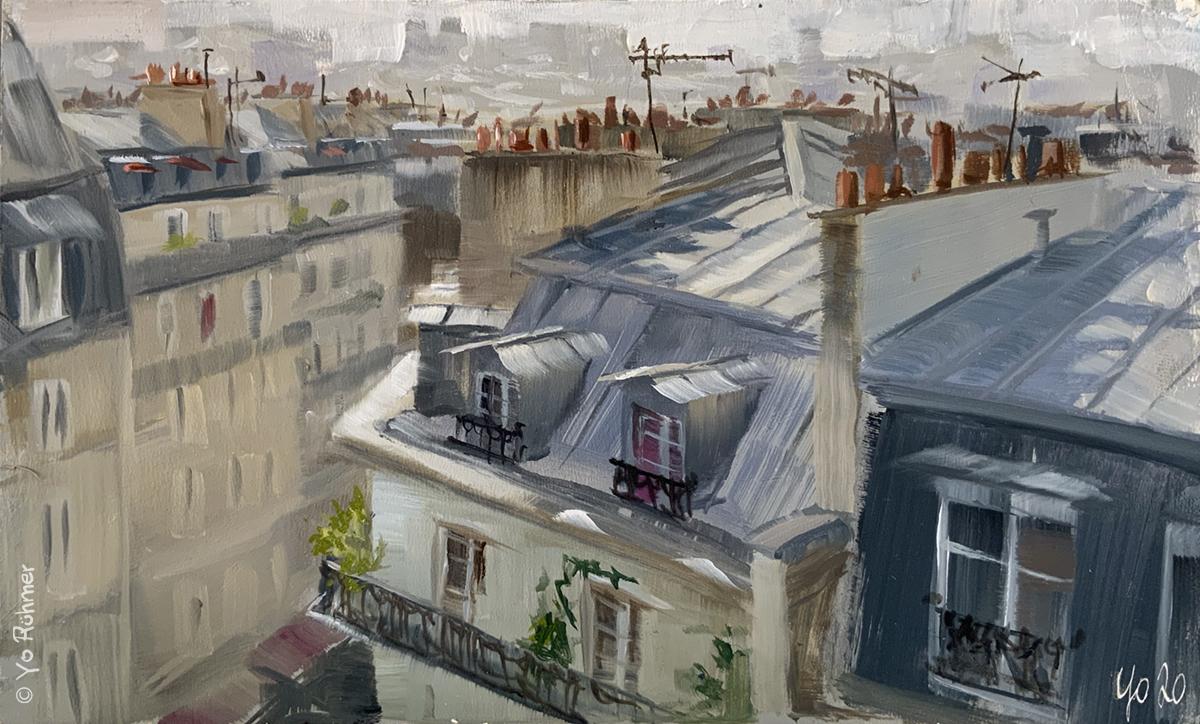 Rooftops_Paris_Oilpainting
