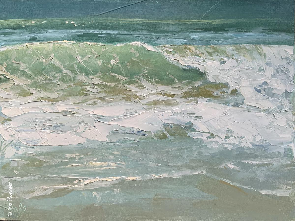 Welle Ölbild