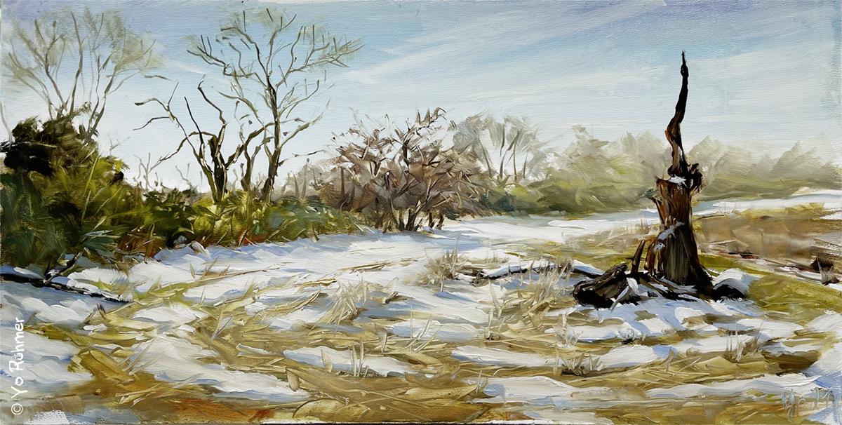 Schneereste_gemalt