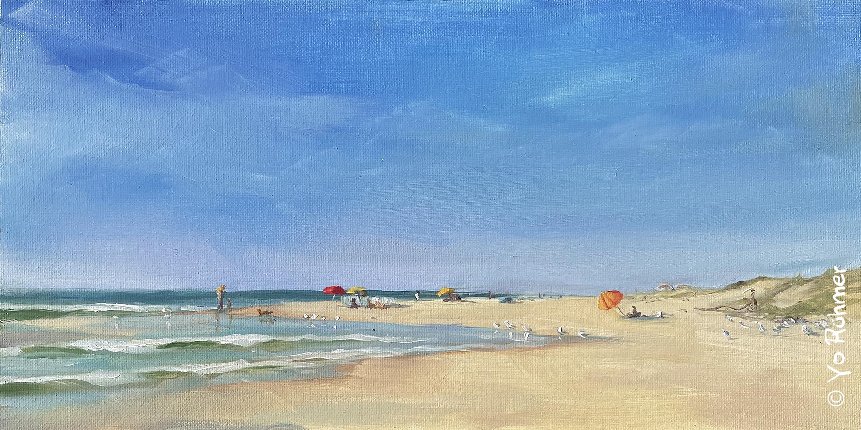 Strand-Contisplage-pleinairmalerei-914